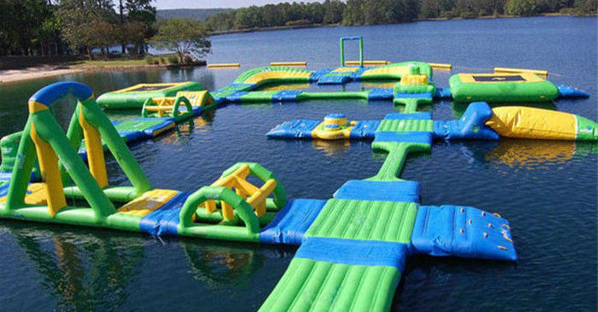 Which Lake Toy Would Be Your Favorite?