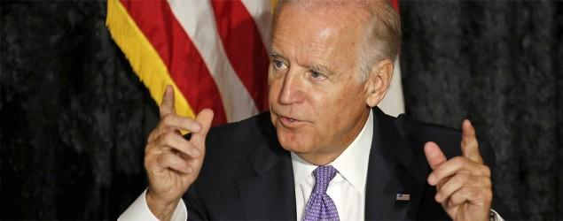Biden on presidential run: 'I just don't know'