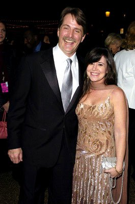 Jeff Foxworthy and wife