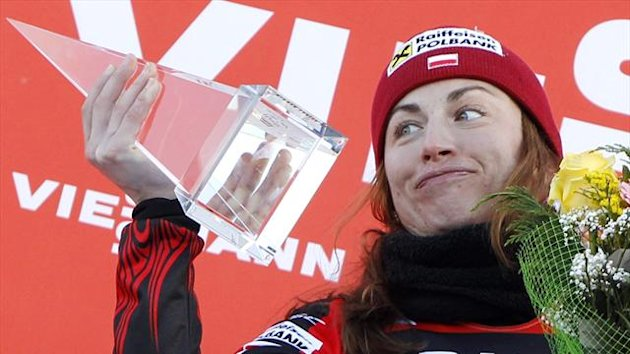 justyna kowalczyk, tour de ski