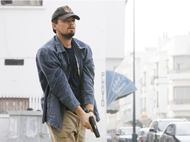 Leonardo DiCaprio Body of Lies Production Stills Warner Bros. 2008