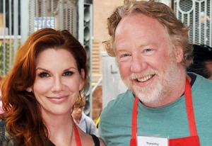 Melissa Gilbert and Timothy Busfield | Photo Credits: Albert L. Ortega/WireImage