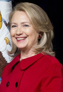 Hillary Clinton | Photo Credits: Saul Loeb/AFP/Getty Images