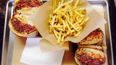 15 Classic LA Restaurants That Serve Heart-Stopping Heaps of Pastrami