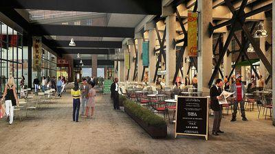 The 17 Most Anticipated Food Halls in the USA