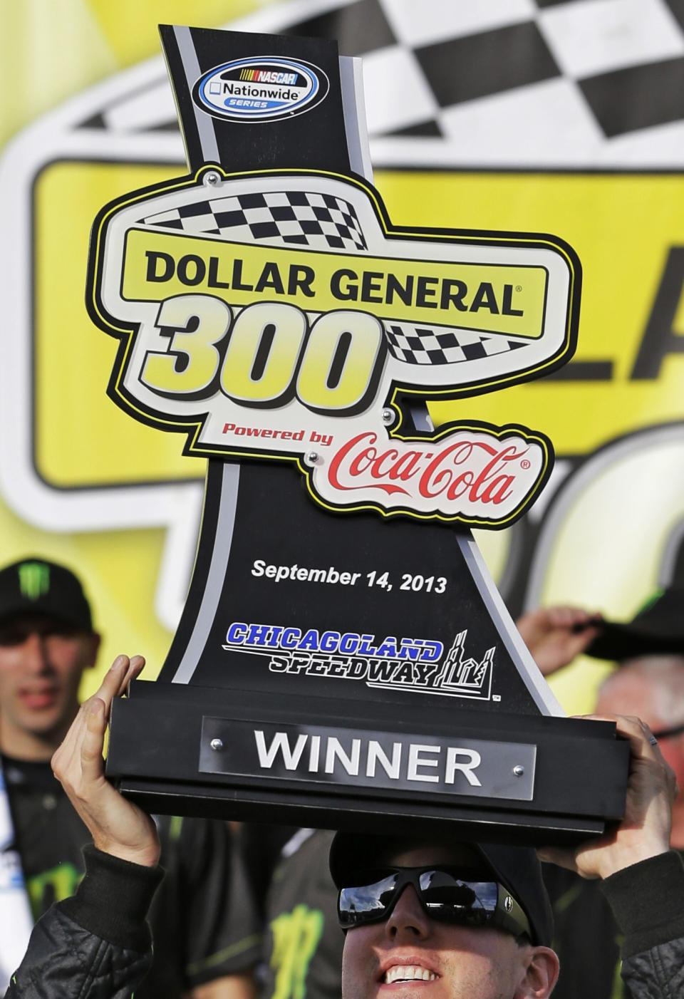 Nationwide shifting NASCAR sponsorship to Cup
