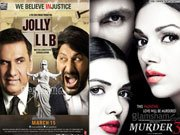 JOLLY LLB and MURDER 3 at Shanghai Film Fest