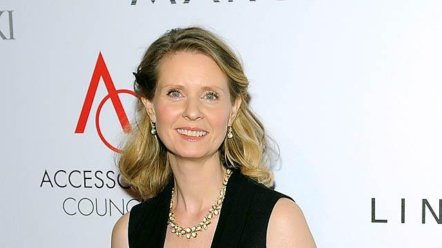 Cynthia Nixon ACE Awards