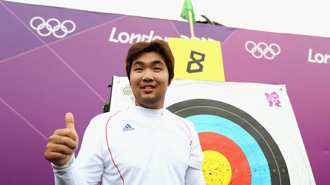 Olympics Opening Day - Archery