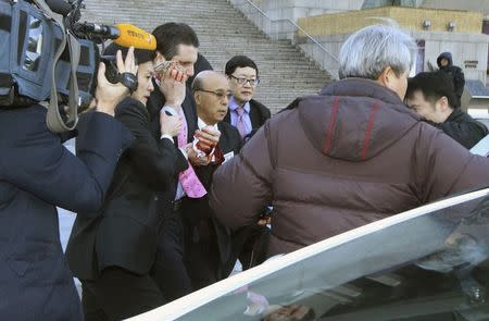 U.S. believed security for Seoul ambassador adequate before attack