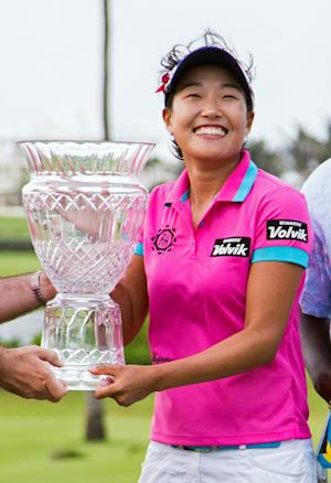 LPGA Tour season to open in Bahamas