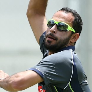 Inverarity: Fawad Ahmed is a lovely lad