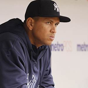 A-Rod not guaranteed to start in 2015