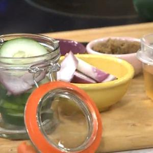 Mee Tracy McCormick Creates Her Own Flavored Pickles