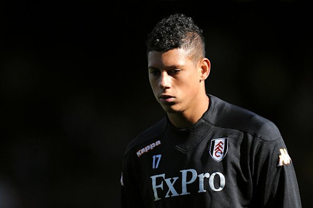 Matthew Briggs has left Fulham for a loan spell at Bristol City