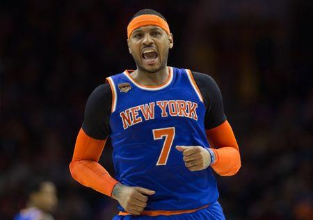 Anthony says has proved Knicks loyalty