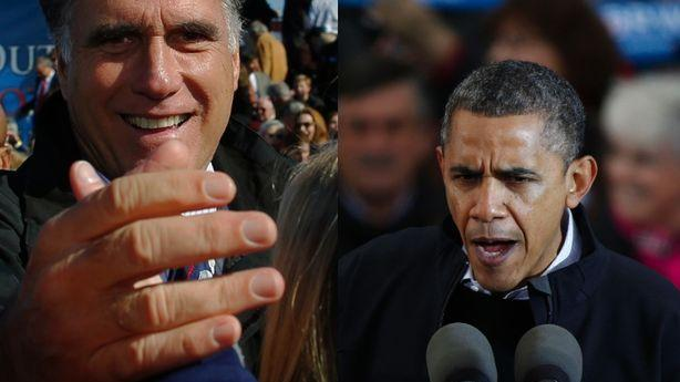 Polls Close But Fairly Consistent: Romney's the Underdog