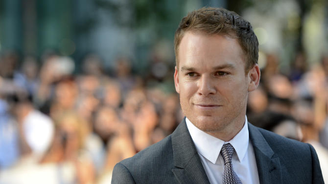 Michael C. Hall ready to say goodbye to 'Dexter'