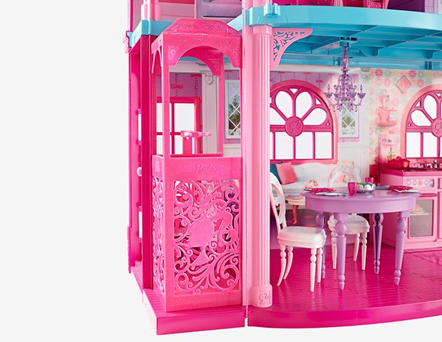 Barbie Dreamhouse in Malibu: photos from the $25 million property listing elevator
