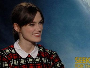 Keira Knightley On Playing Anna Karenina