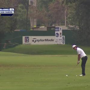 Bateman and Martin opens two-shot lead at the 89º Abierto de Chile