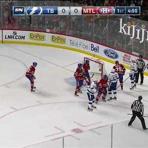 Tampa Bay Lightning at Montreal Canadiens - 03/30/2015