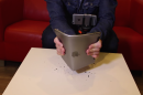 Video: The iPad Air 2 withstands a 'bend test' about as well as you'd expect