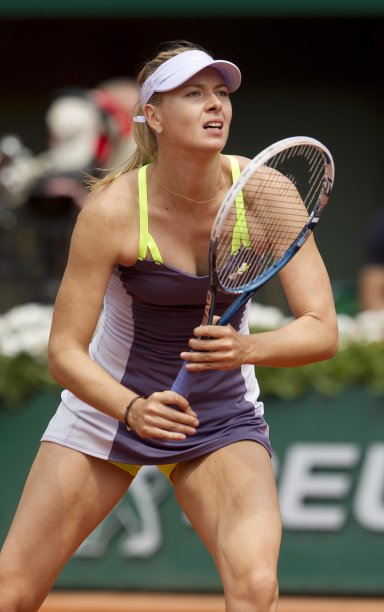 Tennis: French Open-Sharapova vs Zheng