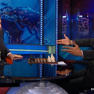 Trevor Noah Will Take Over For Jon Stewart On The Daily Show