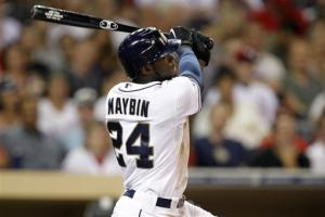 Maybin, Venable help Padres beat Cardinals