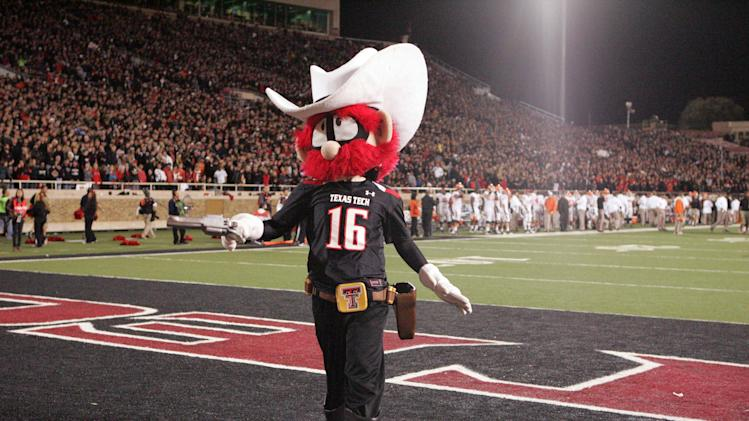 NCAA Football: Oklahoma State at Texas Tech