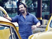 Saif Ali Khan gets sun-burnt for BULLETT RAJA
