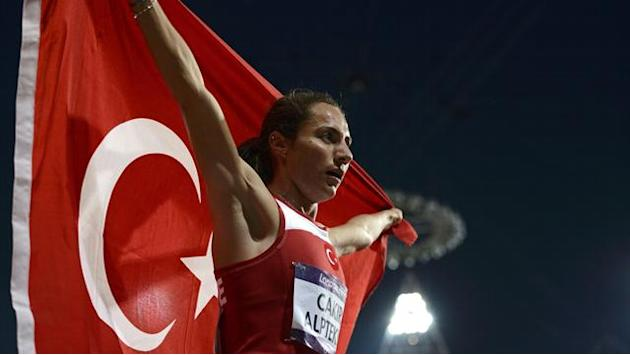 Athletics - Olympic champion Cakir cleared of doping violations