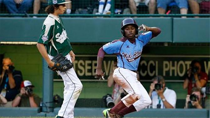 Taney Dragons beat Texas 7-6 in 2nd Little League World Series game