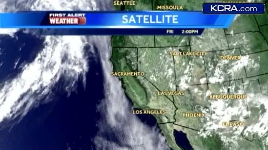 Friday Weather Update 5.10