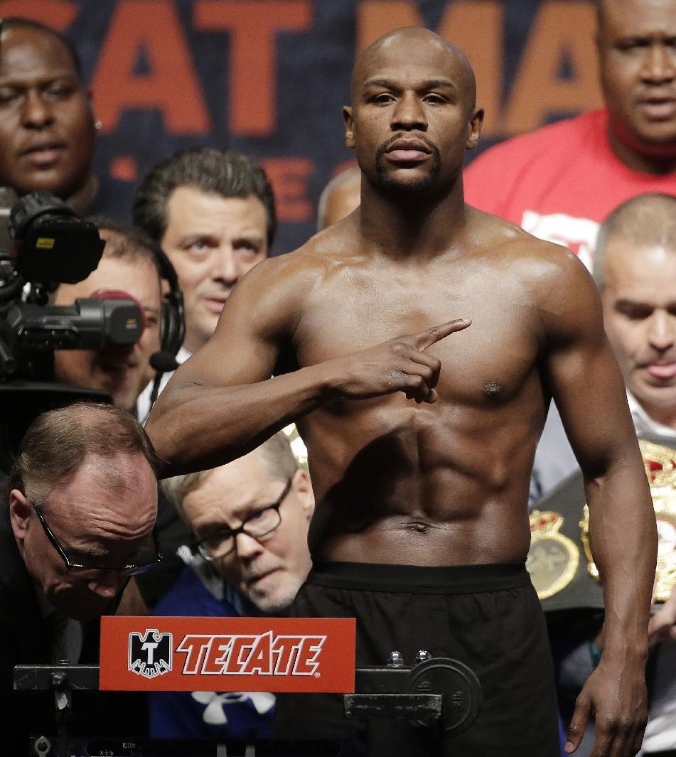 Could there be a rematch of Mayweather-Pacquiao? Not so fast