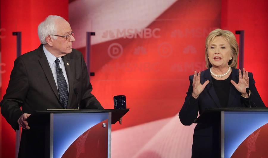 Hillary Clinton Won the 5th Democratic Debate by Sharpening Her Attacks on Bernie Sanders