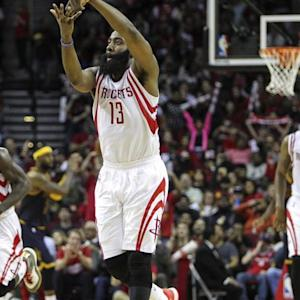 Adidas Makes $200M Bid to Sign Rockets Star James Harden