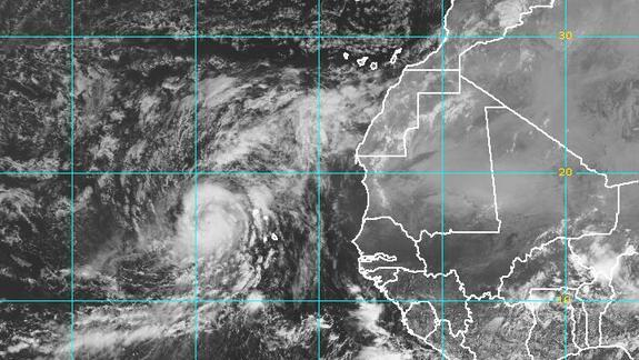 Humberto Becomes Season's First Hurricane, Misses Record