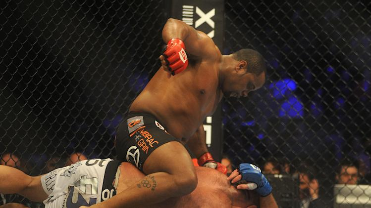 MMA: Strikeforce- Cormier vs. Staring