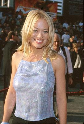 Premiere: Jeri Ryan at The Chinese Theater premiere of Paramount's Mission Impossible 2 - 5/18/2000