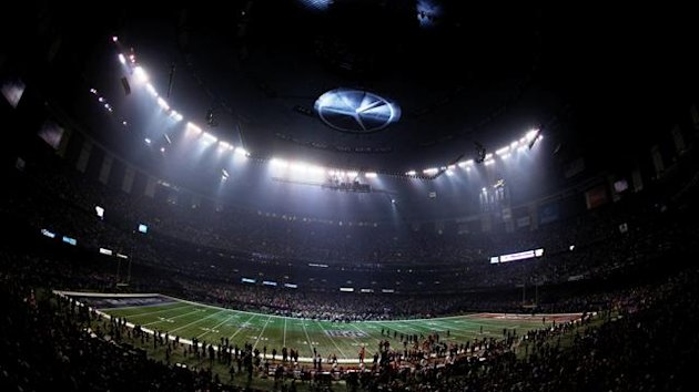Superdome power failure
