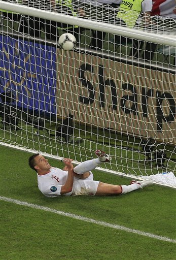 New impetus for goal-line technology at Euro 2012