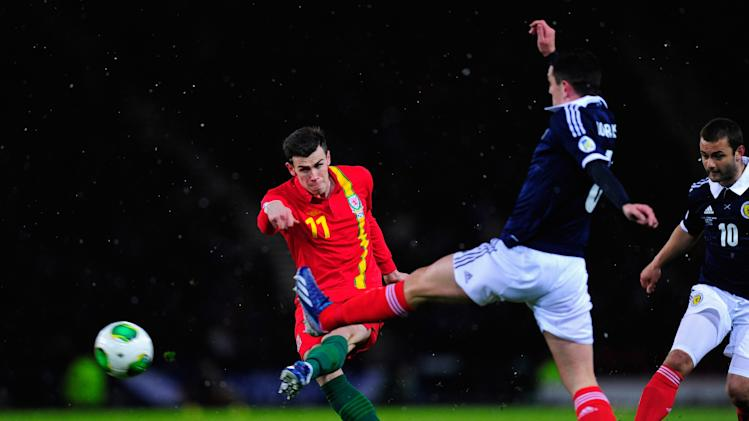 Scotland v Wales - FIFA 2014 World Cup Qualifier