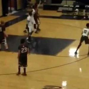 Steal and Coast2Coast Dunk vs Geary H.S.