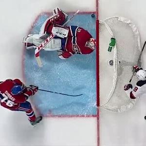 Carey Price and P.K. Subban combine for save