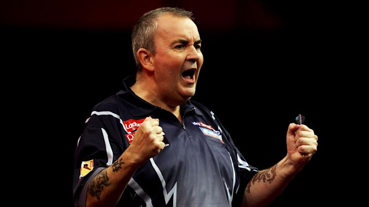 2013 Ladbrokes.com World Darts Championship Final