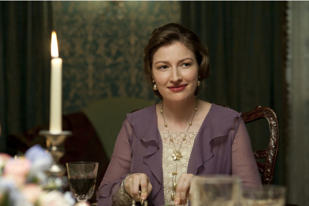 "Kelly Macdonald stars as Margaret Schroeder in ""Boardwalk Empire."""
