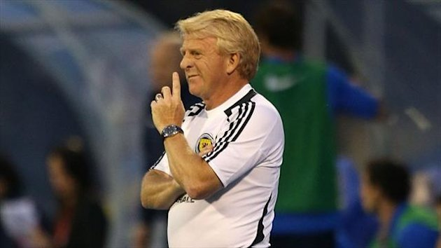 Gordon Strachan believes Scotland's 1-0 victory over Croatia has given the nation some pride back