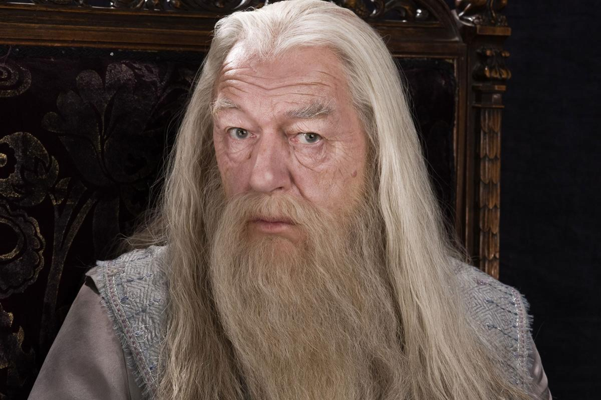Harry Potter fan 'can't see Dumbledore as gay' and J.K. Rowling's response is perfect